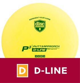 Discmania D-Line