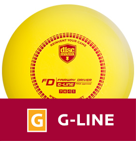 Discmania G-Line