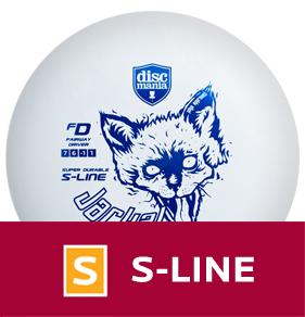 Discmania S-Line