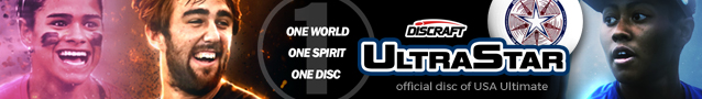 Get Discraft Ultrastar at Portal Disc Sports