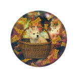 Dynamic Discs DyeMax Judge Mini Marker – Space Puppy