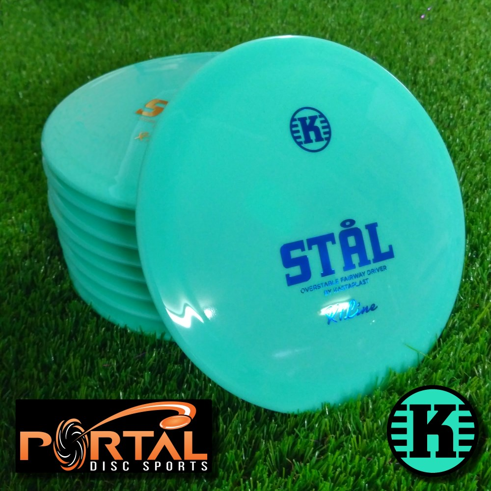 Find Kastaplast Stal First Run at Portal Disc Sports